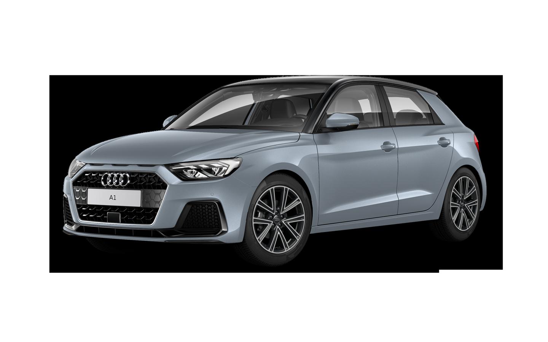 Audi_A1_Gris